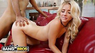 BANGBROS - Cute Teen Pornstar Riley Star Fucks Her Biggest Fan