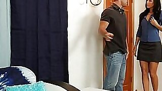 Hot mom fucked by lovely cock